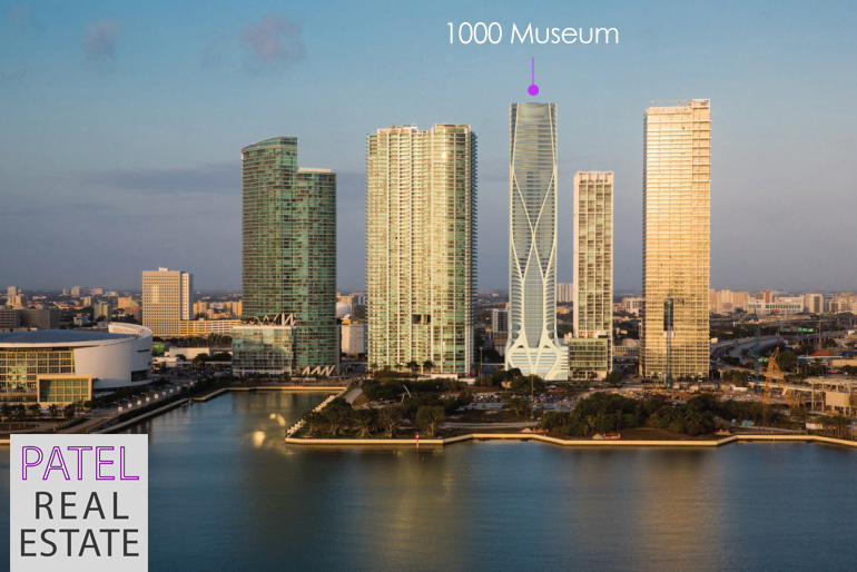 rendering of 1000 museum condo