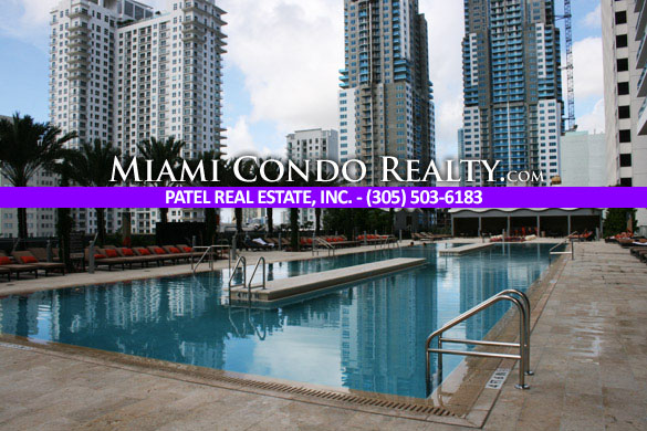 50 biscayne condo pool