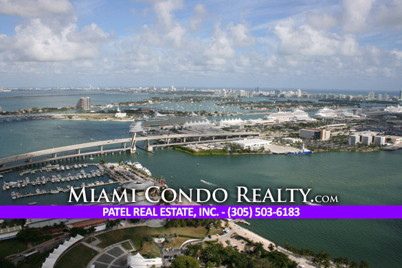 50 biscayne condo view