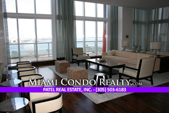 50 biscayne condo club room