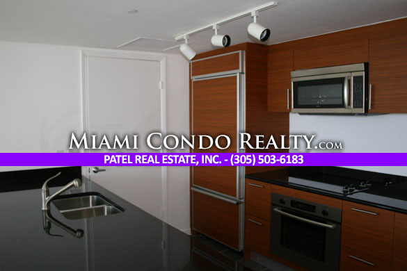 50 biscayne condo kitchen