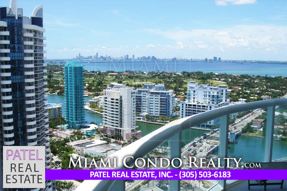 Akoya Miami Beach View of Intracoastal