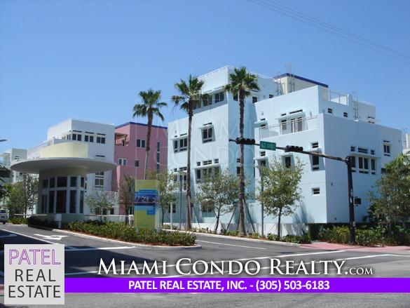 Aqua Miami Beach Homes