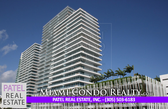 Bentley Bay Condo in Miami Beach