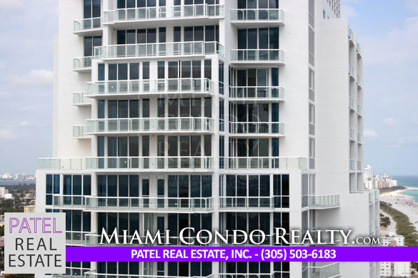 Continuum South Beach Condo