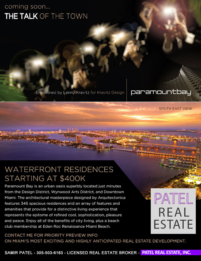 Paramount Bay promotion