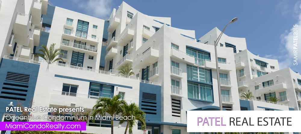 Oceanblue Condo 7600 Collins Avenue Miami Beach