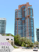 Portofino Tower in South Beach