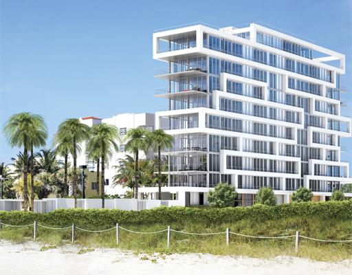 Beach House 8 Condos