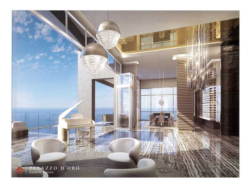 Mansions at Acqualina Condos