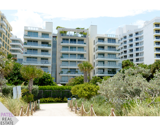 Ocean House South Beach Condos
