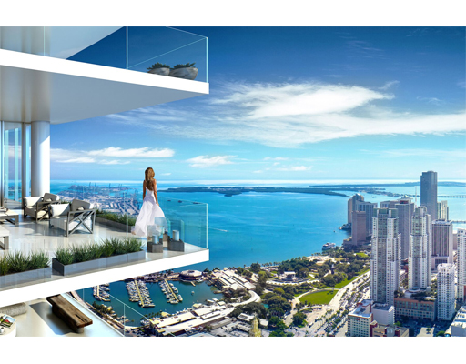 Paramount Miami Worldcenter Condos