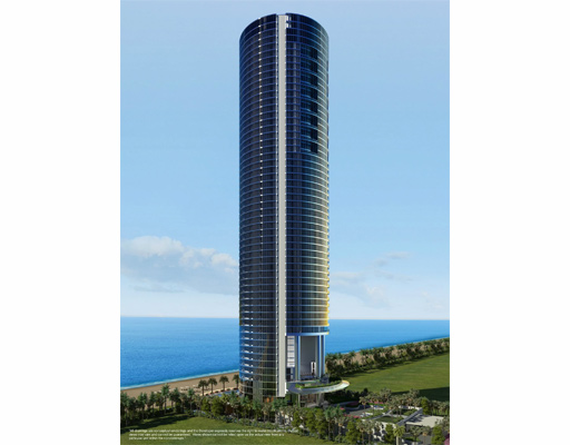 Porsche Design Tower Condos