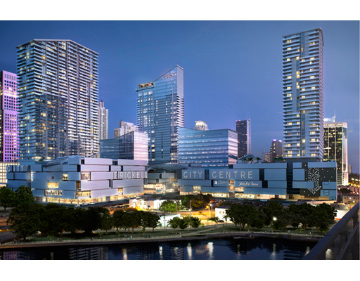 Rise at Brickell City Centre Condos