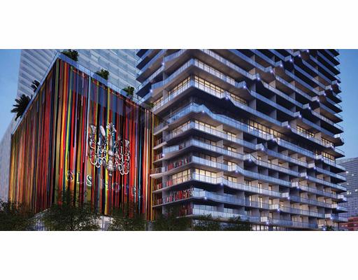 SLS Brickell Condos