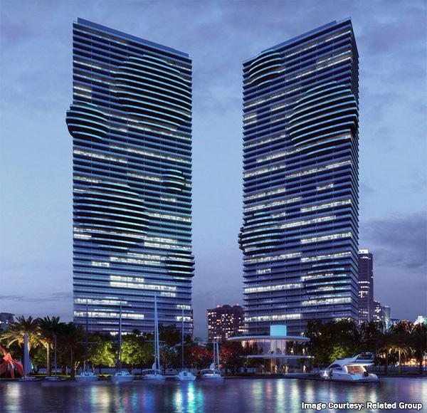 Image of Gran Paraiso condominium exterior rendering