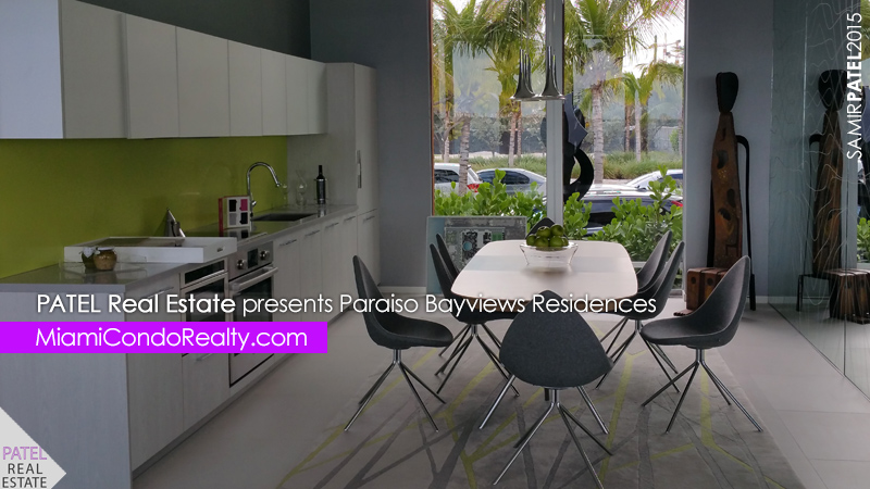 Paraiso Bayviews kitchen