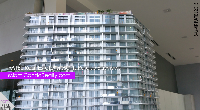paraiso bayviews model photo