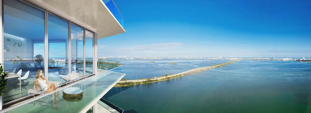 rendering of Paraiso Bayviews condominium