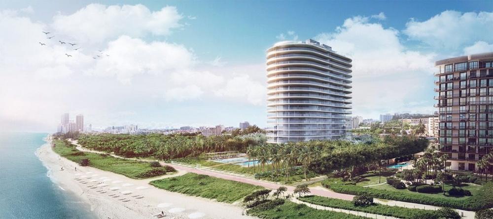 rendering of 87 park condominium